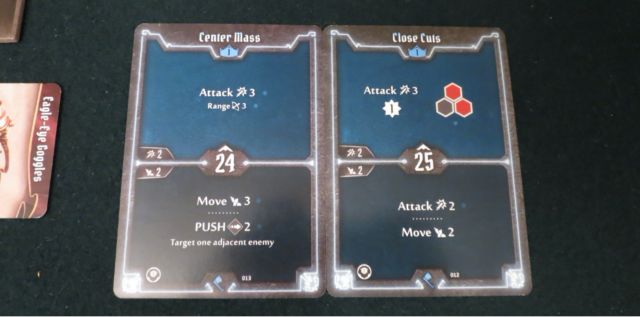 Gloomhaven's card system has always been one if its main draws. Get it? Draws?