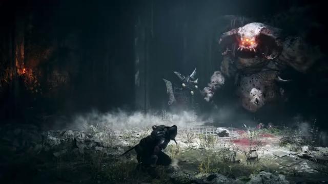 <em>Demon's Souls </em>for the PlayStation 5.