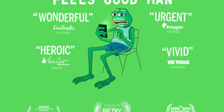 Feels Good Man, a film that truly gets how things are passed across the Internet thumbnail