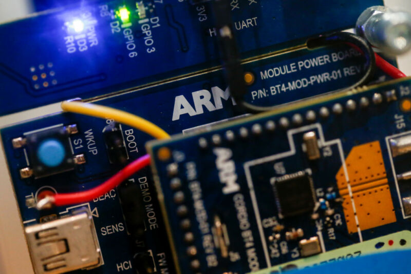 Nvidia buys ARM Holdings from SoftBank for $40 billion [Updated]