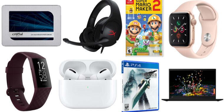 Grab one of our favorite budget gaming headsets for $30 today thumbnail