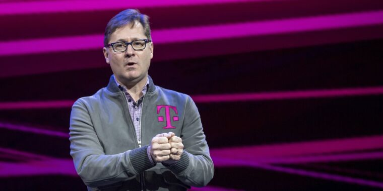 T-Mobile hits back at AT&T and Verizon after spectrum-hoarding accusations