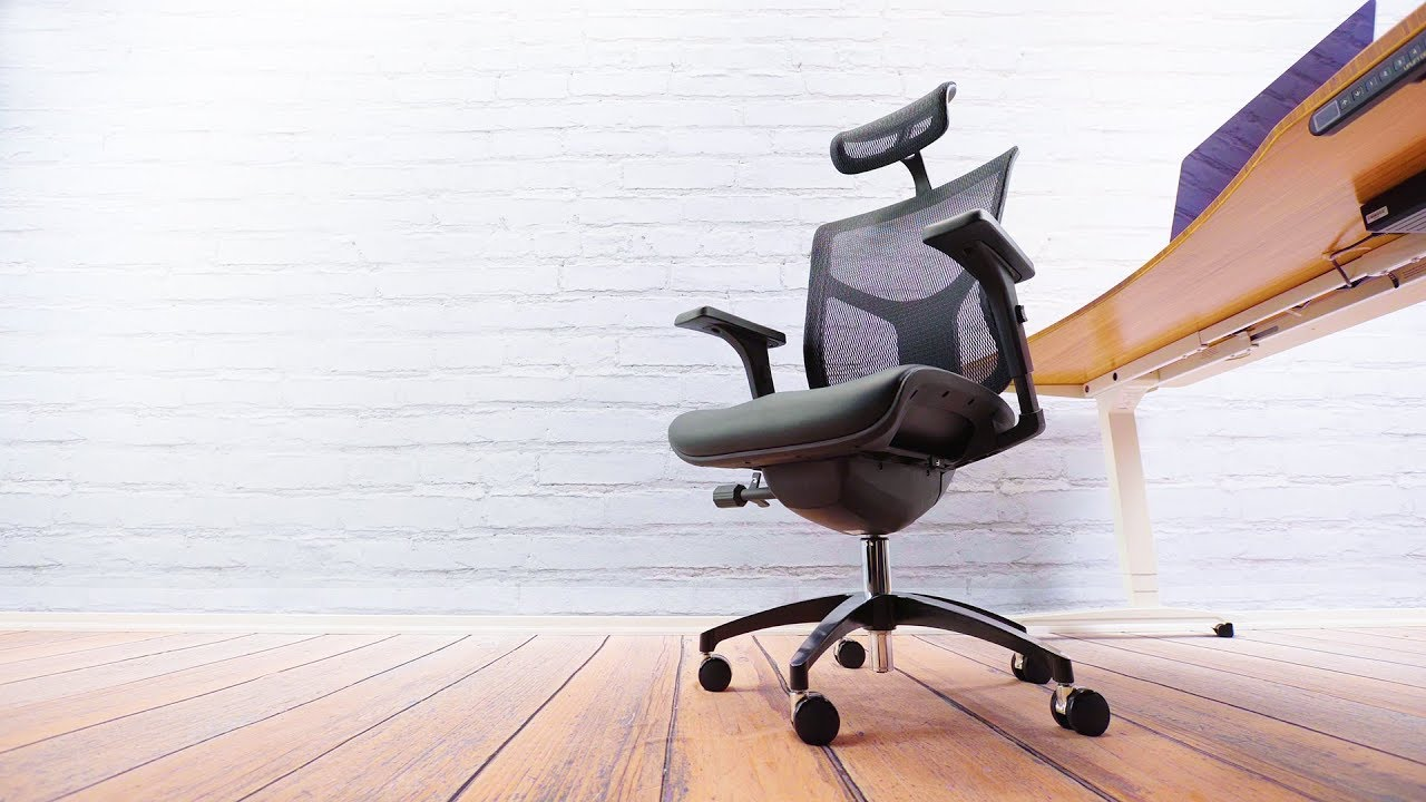 The UPLIFT J3 Ergonomic Chair.