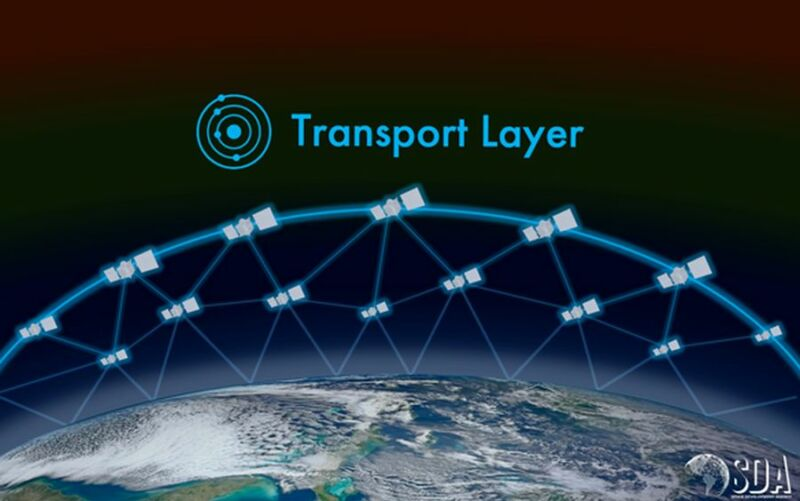The Space Development Agency plans to build out a network of optical communications satellites by 2024.