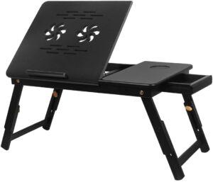 Ybj-ake Bamboo Laptop Table product image