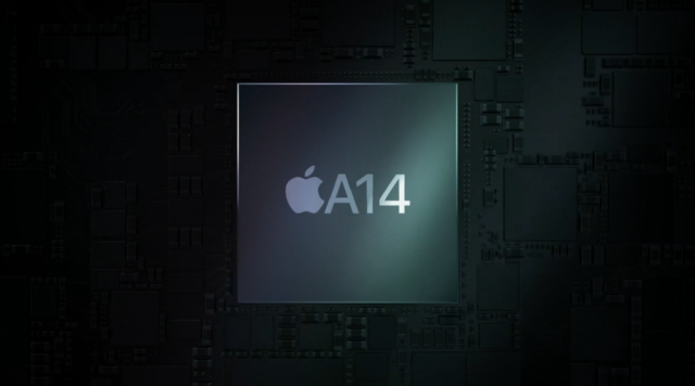APPLE'S A14 CHIP WAS ANNOUNCED IN SEPTEMBER 2020 ALONGSIDE AN UPDATED IPAD AIR.