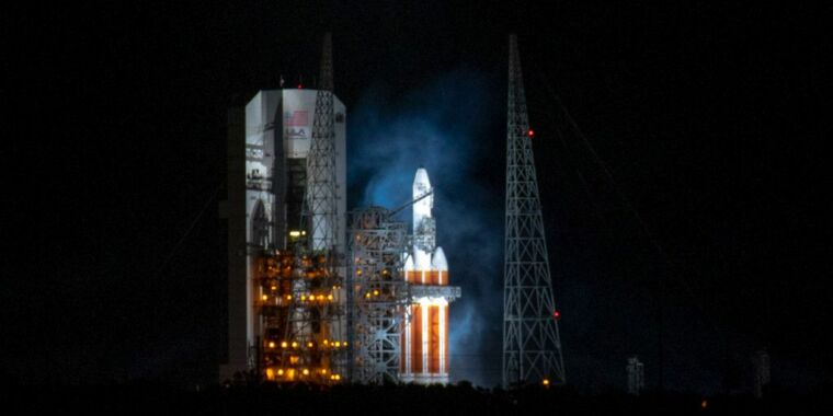 Delta IV Heavy scrubs again ULA chief vows to change readiness operations – Ars Technica