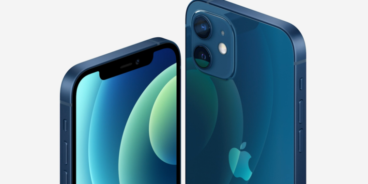 Apple announces new iPhone 12 family with 5G and MagSafe thumbnail