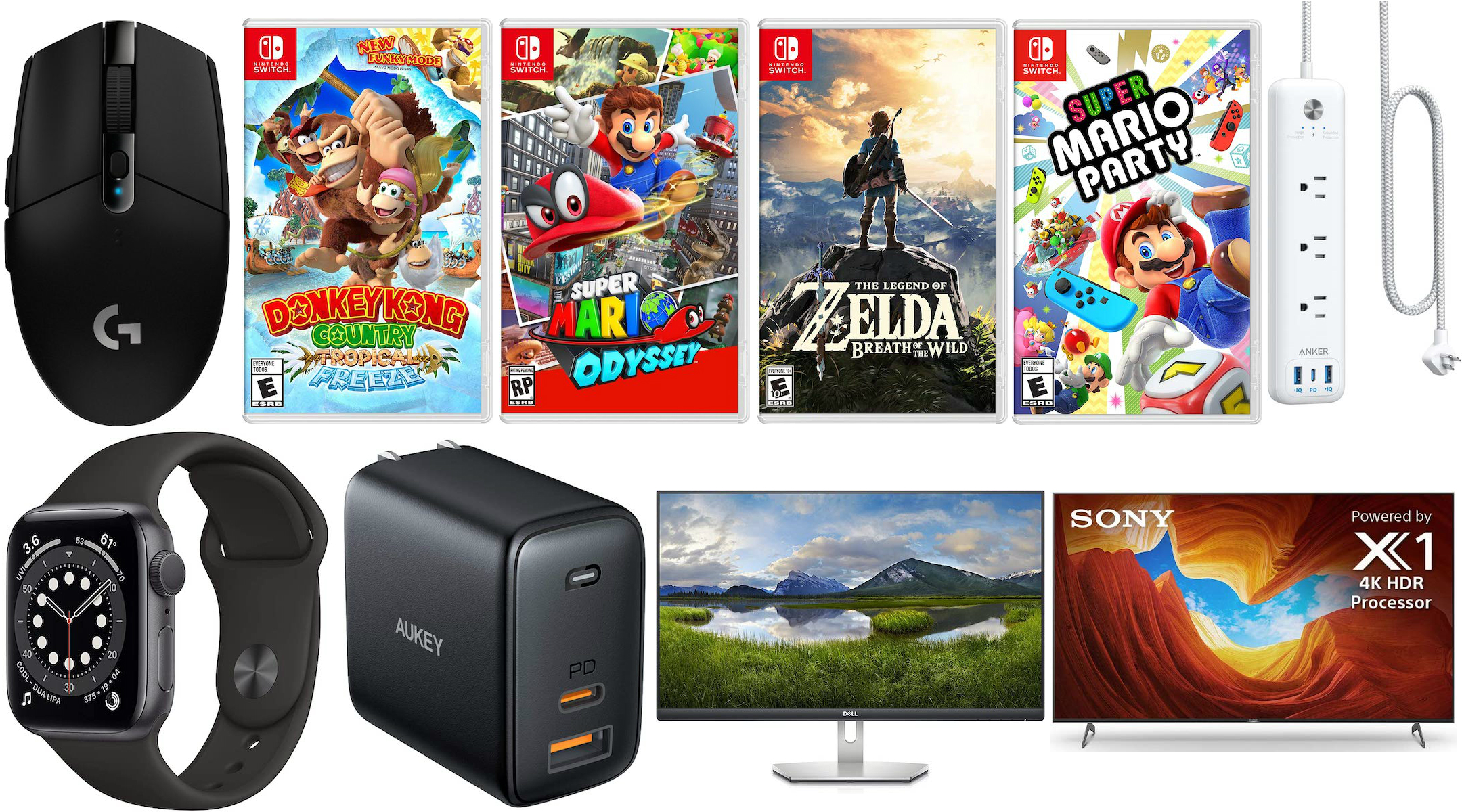 Nintendo Switch Deals Discount Mario And Zelda Games At Amazon Ars Technica