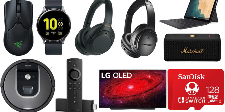 Tons of early Black Friday deals are live at Best Buy and Amazon today