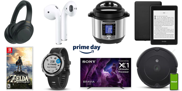 Amazon Prime Day 2020: All the best tech deals we can find (Updated) thumbnail