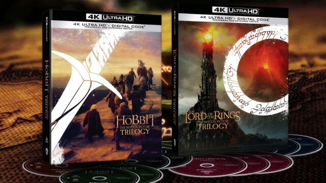 One Resolution To Rule Them All Lord Of The Rings Trilogy Coming To 4k Blu Ray Updated Ars Technica