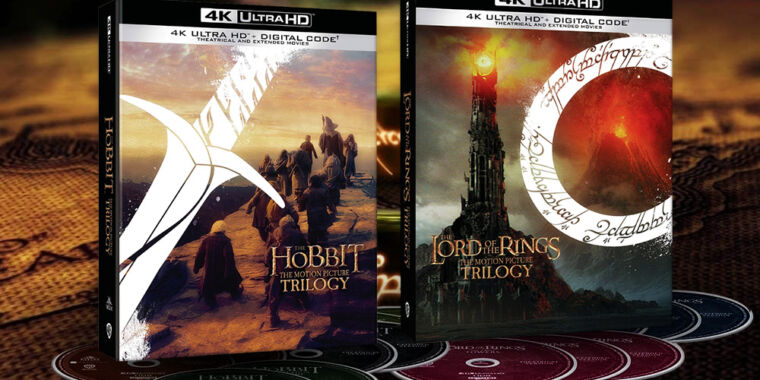 Lord of the Rings, Hobbit 4K Blu-ray sets: This day, we fight (at high res)