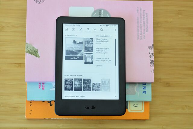 Amazon's entry-level Kindle doesn't have all the features of the pricier Kindle Paperwhite, but it's a good choice for those who want a quality e-reader for as little money as possible.