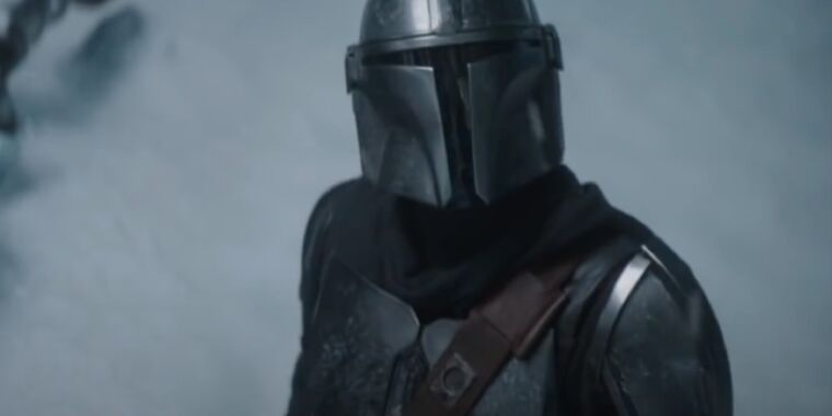 Mando sports an iconic jet pack in one last teaser for The Mandalorian S2