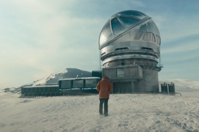 George Clooney is a grizzled Arctic astronomer in The Midnight Sky trailer  | Ars Technica
