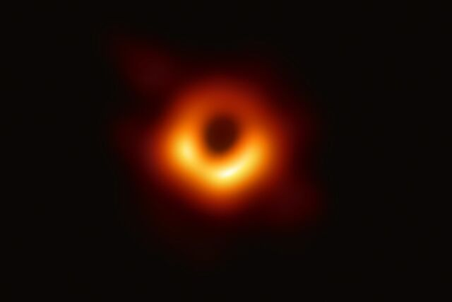 Last year, the Event Horizon Telescope captured the first image of the supermassive black hole at the center of the Messier 87 galaxy.