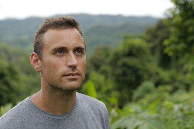 Harvard University ecologist and epidemiologist Chris Golden.