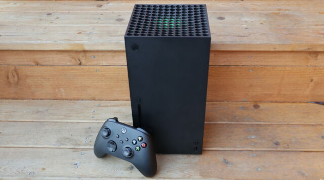 Xbox Series X Unleashed Our Unrestricted Preview Ars Technica