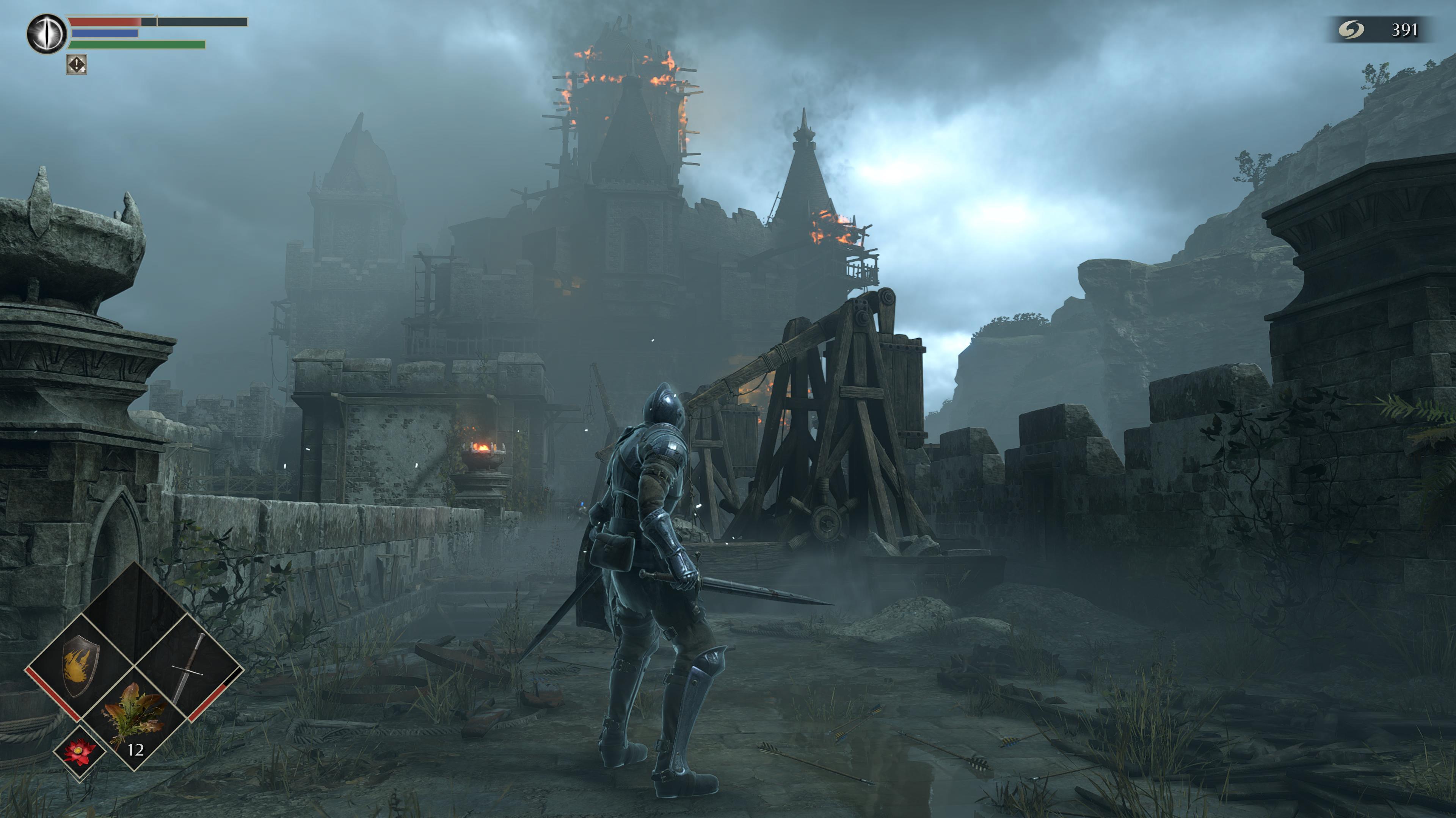 <em>Demon's Souls</em> for PS5 is a gorgeous remake of a landmark action-RPG.