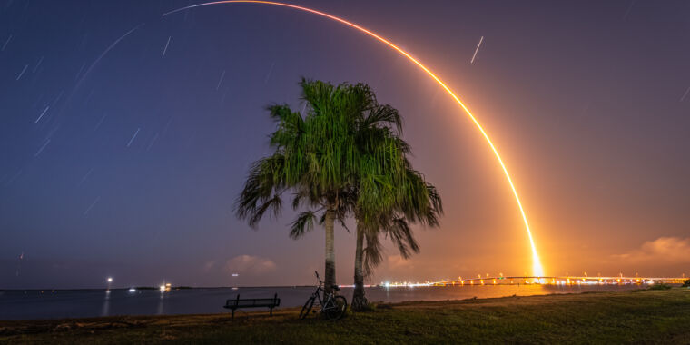 SpaceX launches Space Force mission, appears to settle engine issue [Updated]