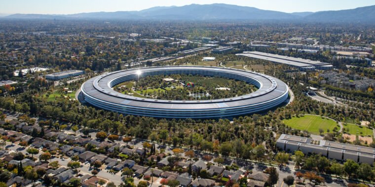 Apple accounts pre-tax sales booms for every product category in Q1 2021 thumbnail