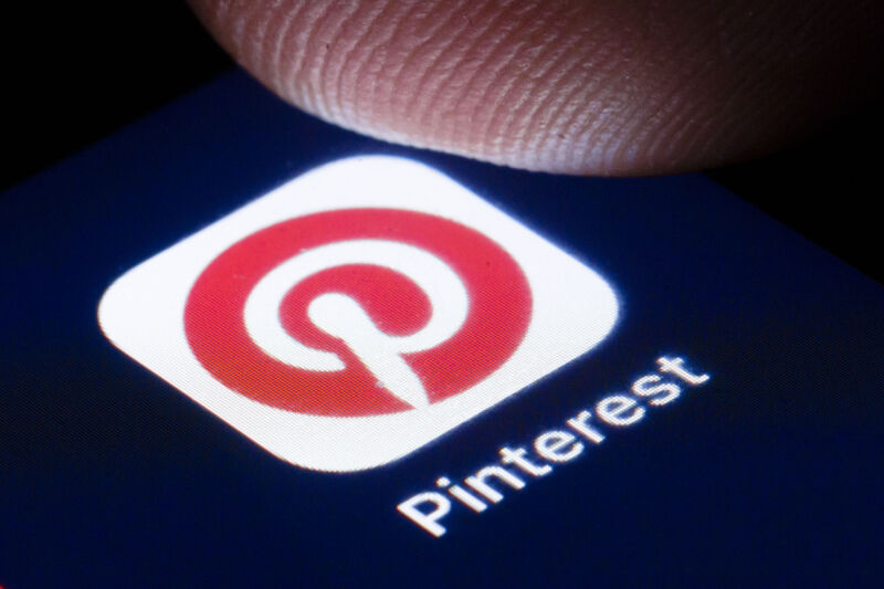 The lawsuit alleges that Pinterest does indeed have a darker side.