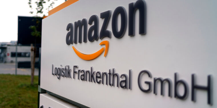 Amazon's use of marketplace data breaks competition law EU charges – Ars Technica