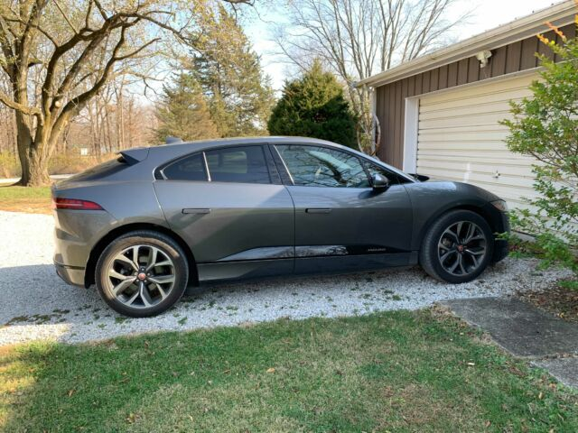 Eric Bangeman's 2019 Jaguar I-PACE.