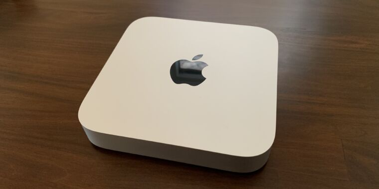 Mac mini and Apple Silicon M1 review: Not so crazy after all – Ars Technica