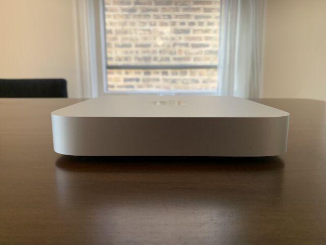 The Apple Mac Mini.