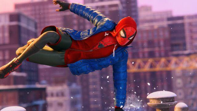 <em>Marvel's Spider-Man: Miles Morales</em>.
