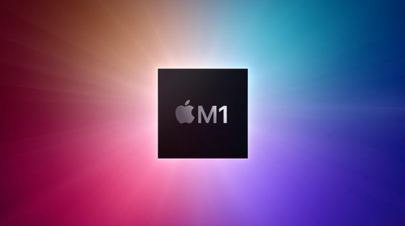 Logo for Apple's M1 line.