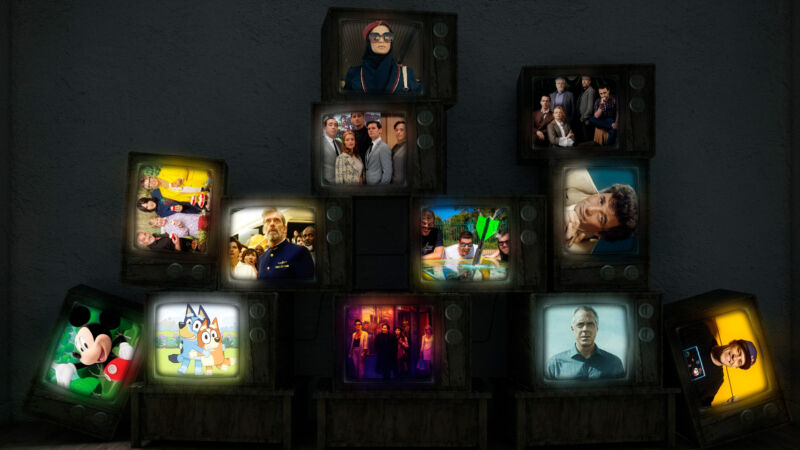 A collage of our favorite binge-worthy series and streams in this weird locked-down year.