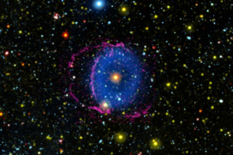 Beautiful stellar object.