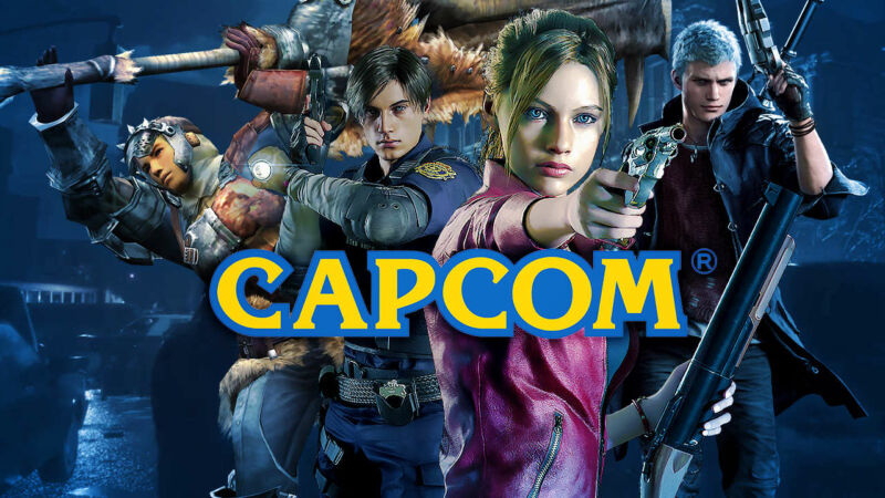 Capcom: Up to 350,000 people could be affected by a ransomware leak