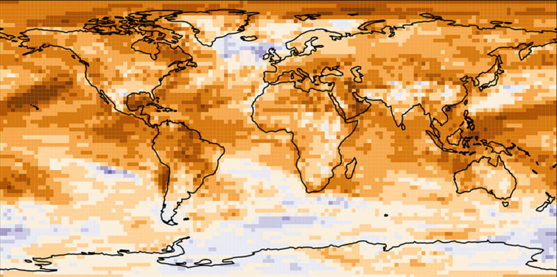 Newest climate models shouldn't raise future warming projections