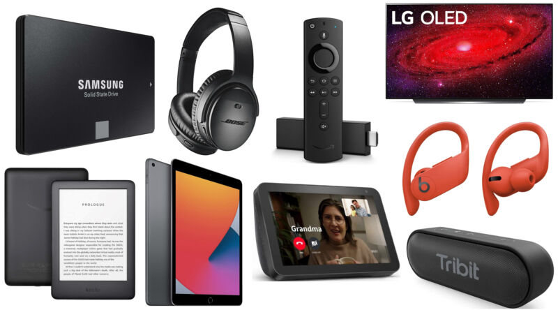 Get deals early on Black Friday with Bose headphones, Fire TV Sticks, and more
