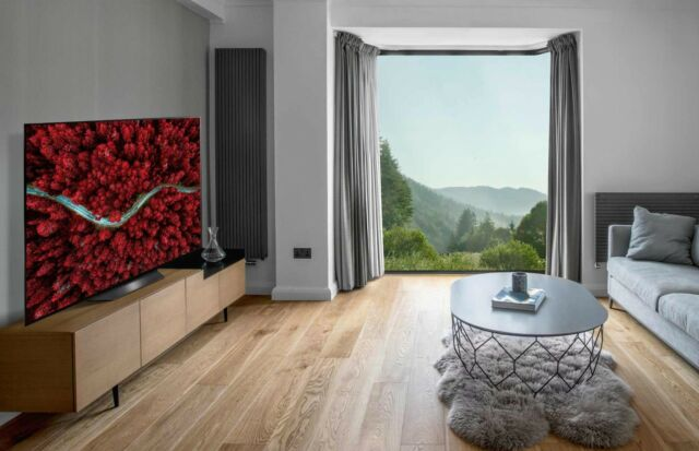 LG's BX OLED TV is one of the best premium TVs on the market.
