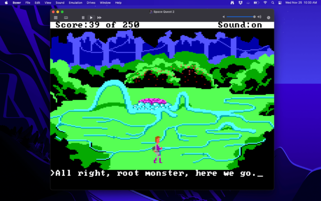 As long as I can still emulate old DOS games, all will be right with the world.