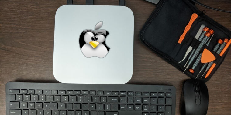 Linus Torvalds doubts Linux will get ported to Apple M1 hardware