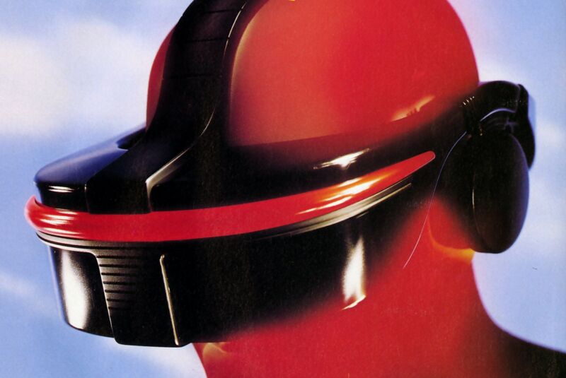 Sega VR was produced, advertised and pushed as Sega's next big thing until the rude cancellation in 1994. 26 years later we'll finally see how it worked.