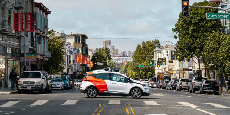 Cruise says it's started driverless testing—I'm skeptical thumbnail