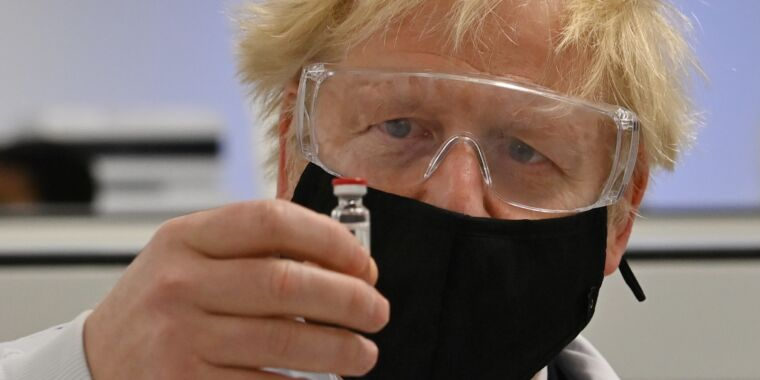 EU throws shade as UK approves COVID-19 vaccine...