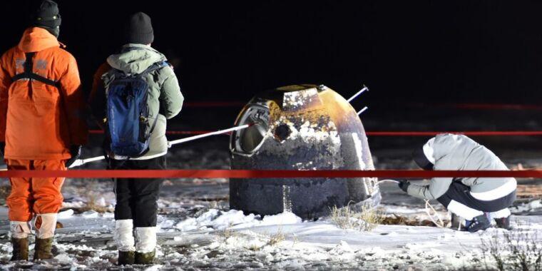 China collects Moon samples, may not share with NASA due to Wolf Amendment thumbnail