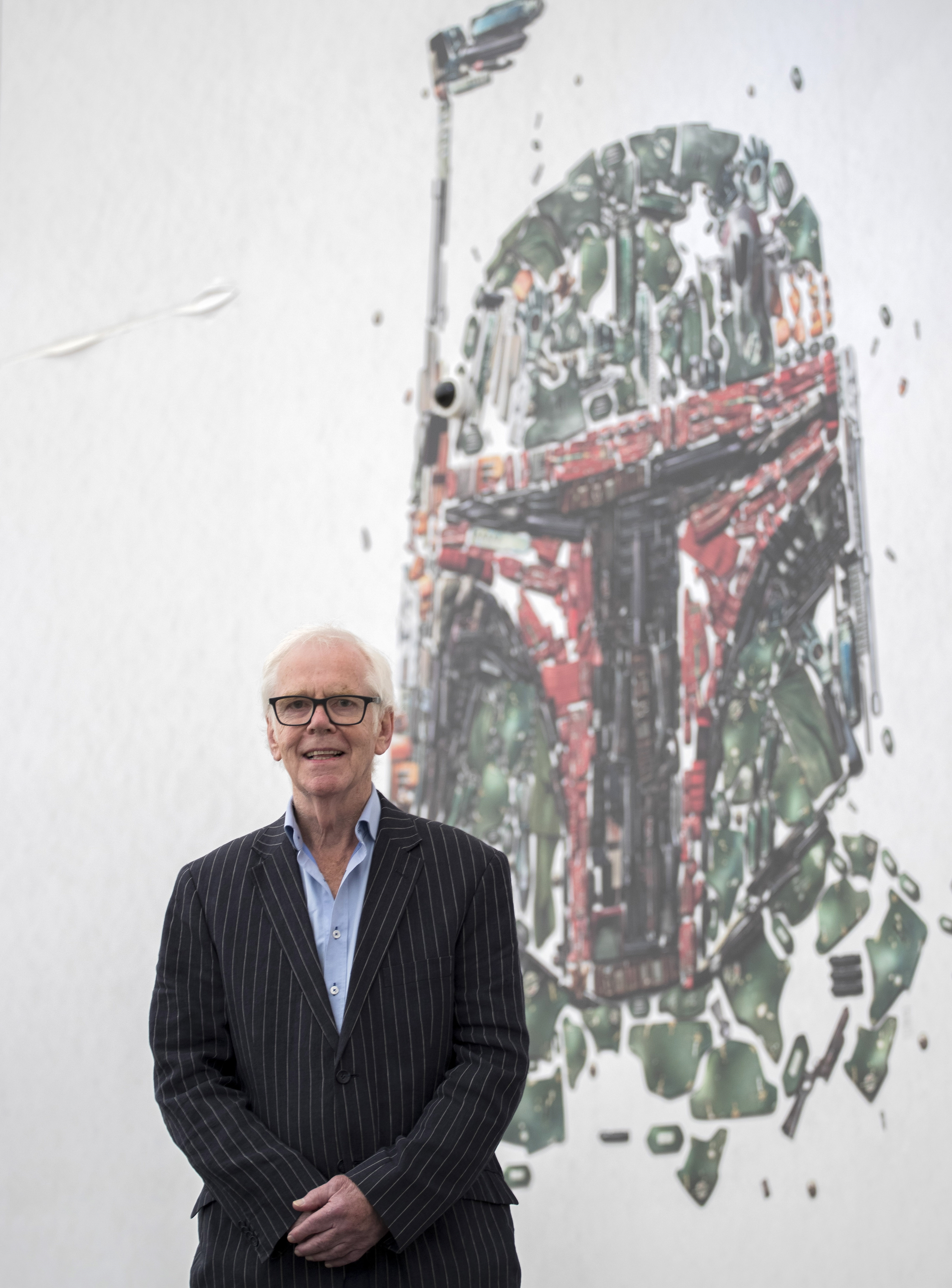 "Jeremy Bulloch attends a photo call at the ""Star Wars Identities: The Exhibition"" on July 26, 2017 in London."