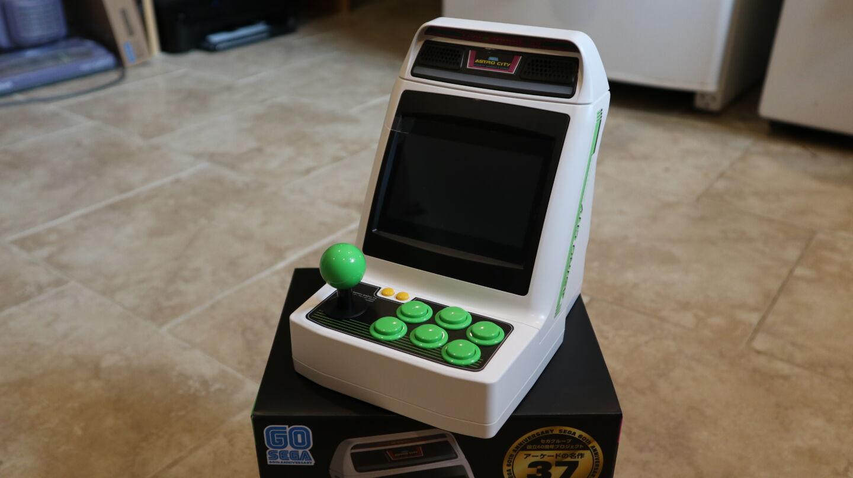 Clássicos de fliperama da Sega perdidos renovados no bonito Astro City Mini de US $ 130 Dolares 1