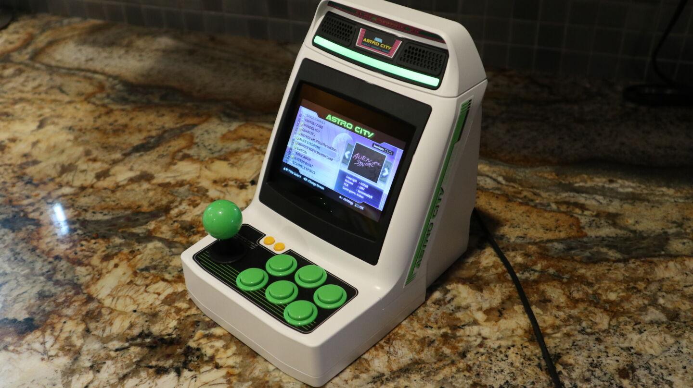 Clássicos de fliperama da Sega perdidos renovados no bonito Astro City Mini de US $ 130 Dolares 3