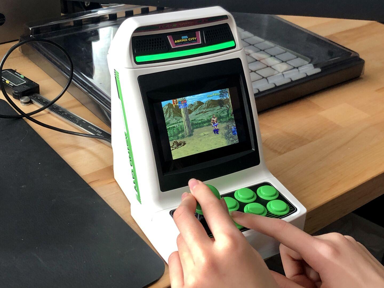 Clássicos de fliperama da Sega perdidos renovados no bonito Astro City Mini de US $ 130 Dolares 2