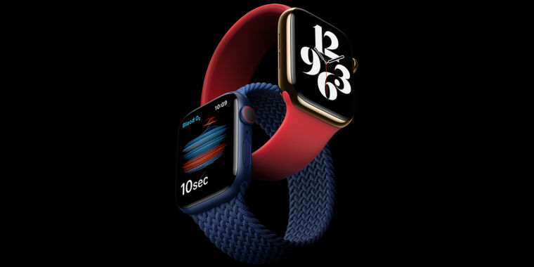 <p>Apple's watchOS 7.2 is Outside, Provides Brand New health and fitness metrics thumbnail